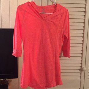 Old Navy Active Wear Shirt with Hood
